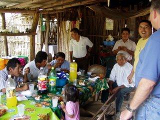 Lunch at La Soledad