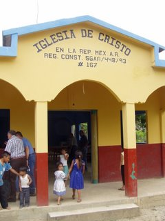 Church of Christ at Chalchocoyo