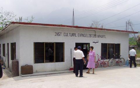 Instituto Cultural Evangelístico Náhuatl