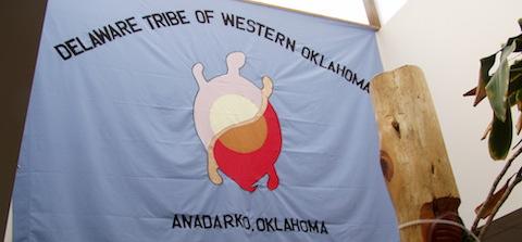 Western Delaware Tribe flag